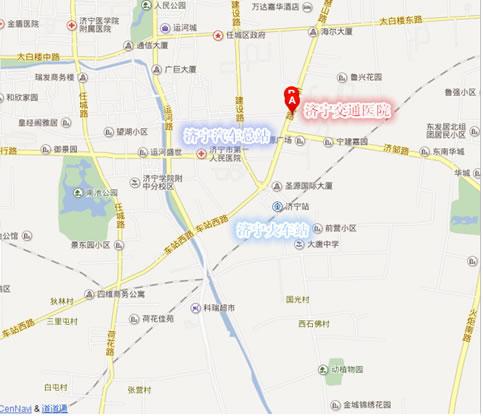 路线五:做飞机到济宁机场下车